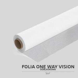Folia OWV odblaskowa