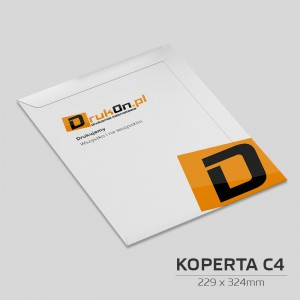 Koperta C4