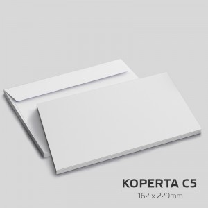 Koperta C5