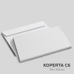 Koperta C6