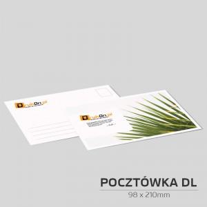 Pocztówka DL