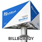 Druk na billboardy